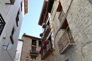 Mora de Rubielos Teruel province Aragon Spain