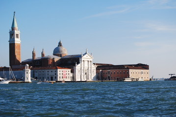 Isola di San Giorgio a Venezia