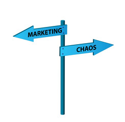 Marketing vs. chaos