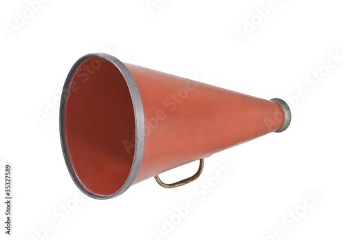 Vintage Megaphone - 35327589