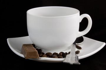 Mała czarna z czekoladką