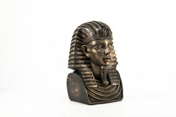 Tutanchamun Totenmaske nach rechts