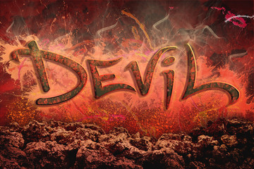 devil texto