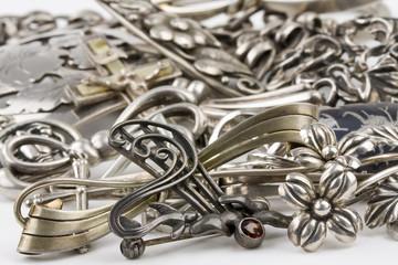Antiker Silberschmuck