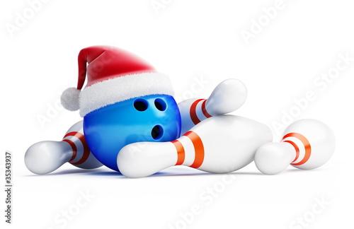 bowling new year - 35343937