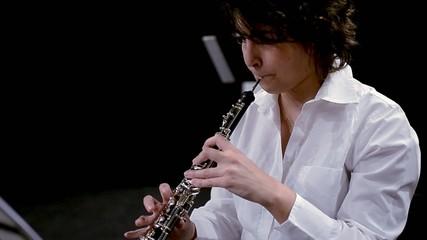 oboista, concerto