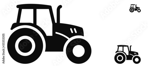 Tractor - 35353305