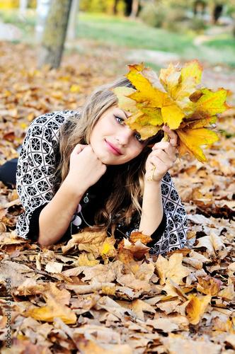 bright fall