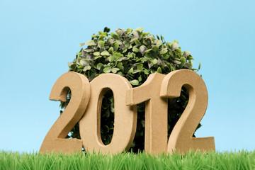 bonne année 2012 pour l'environnement