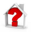 Die Frage zum Eigenheim