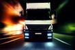 Truck at Night