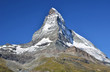 Matterhorn mountains in Alps, Switzerland