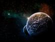 Planets landscape
