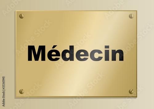 Plaque_Metier_Medecin
