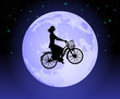 Magic bicycle