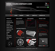 Vehicle Tuning Website