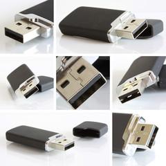 USB Stick USB-Stick collage