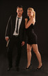 James Bond mit Bondgirl