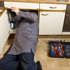 Handwerker Klempner