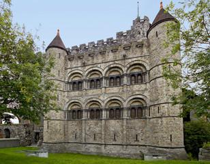 Ghent castle Gravensteen