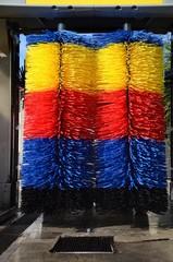 Spazzoloni verticali car wash
