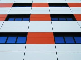 Modern building, edificio moderno.