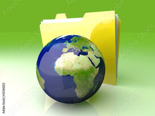 Globales Verzeichniss - Europa