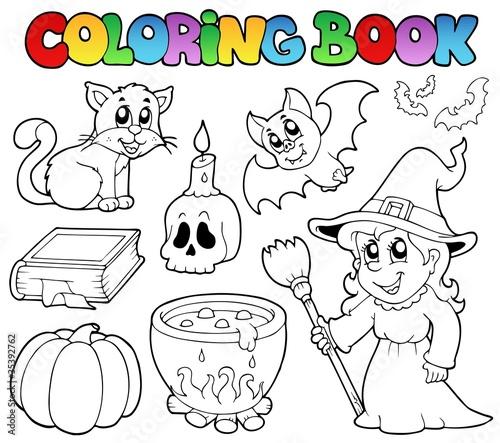 幽灵插图书月服装油漆漫画秋季绘图绘制万圣节艺术艺术品蜡烛装饰设计