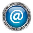 Tampon EXCLUSIVITE INTERNET (offre spéciale exclu web bleu)