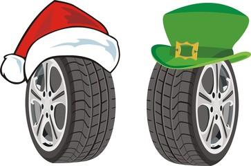 Season tire