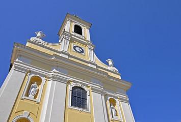 Wiener Neustadt - Vorstadtkirche St. Leopold