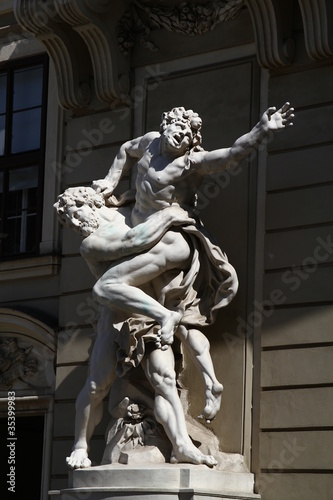 Statue Vienne, Wien