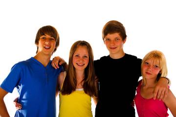 0611 gruppe 4 teenager