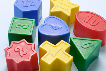 Toy  Shape Blocks
