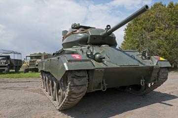 M24 Chaffee Tank