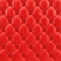 Red upholstery pattern , 3d illustration