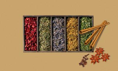 spices. cinnamon.