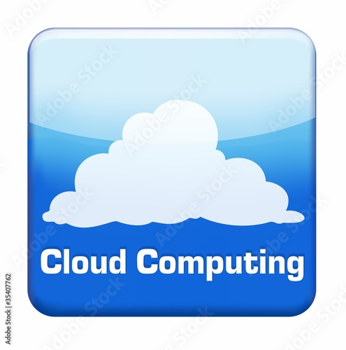 cloud computing | app | button