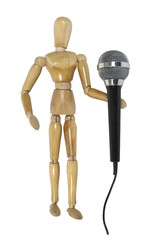 Model Using a Audio Microphone
