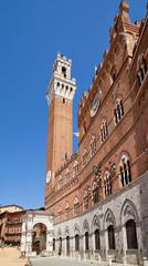 Torre del Mangia, Sienna