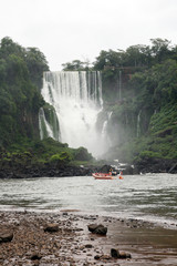 Raftin in Foz de Iguacu
