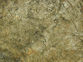 Golden ore surface background