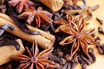 Orientalische Gewürze - Oriental Spices