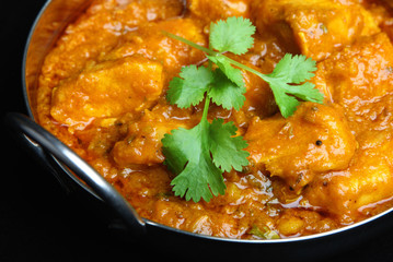 Indian Chicken Dansak Curry