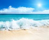 sea and sand
