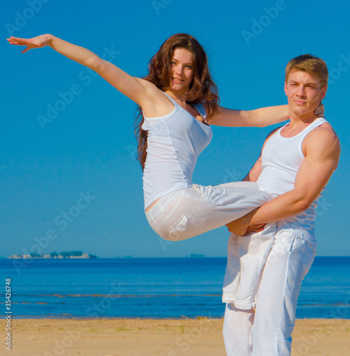 Acrobatics Together Sports