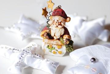 サンタクロース人形