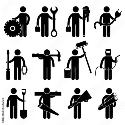 Engineer Architect Mechanic Electrician Construction Job