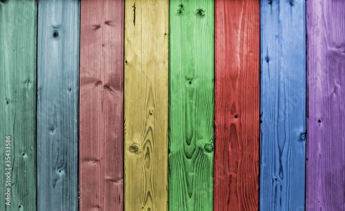 Tavole in legno colorato immagini e fotografie royalty - Pittura idrorepellente per esterni trasparente ...