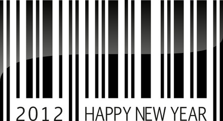 Barcode - Happy New Year